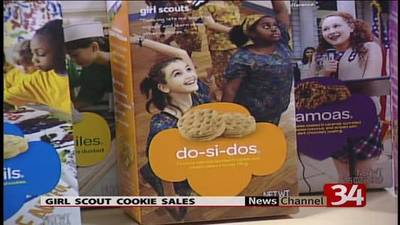 News video cookie sales go beyond just funding for girl scouts